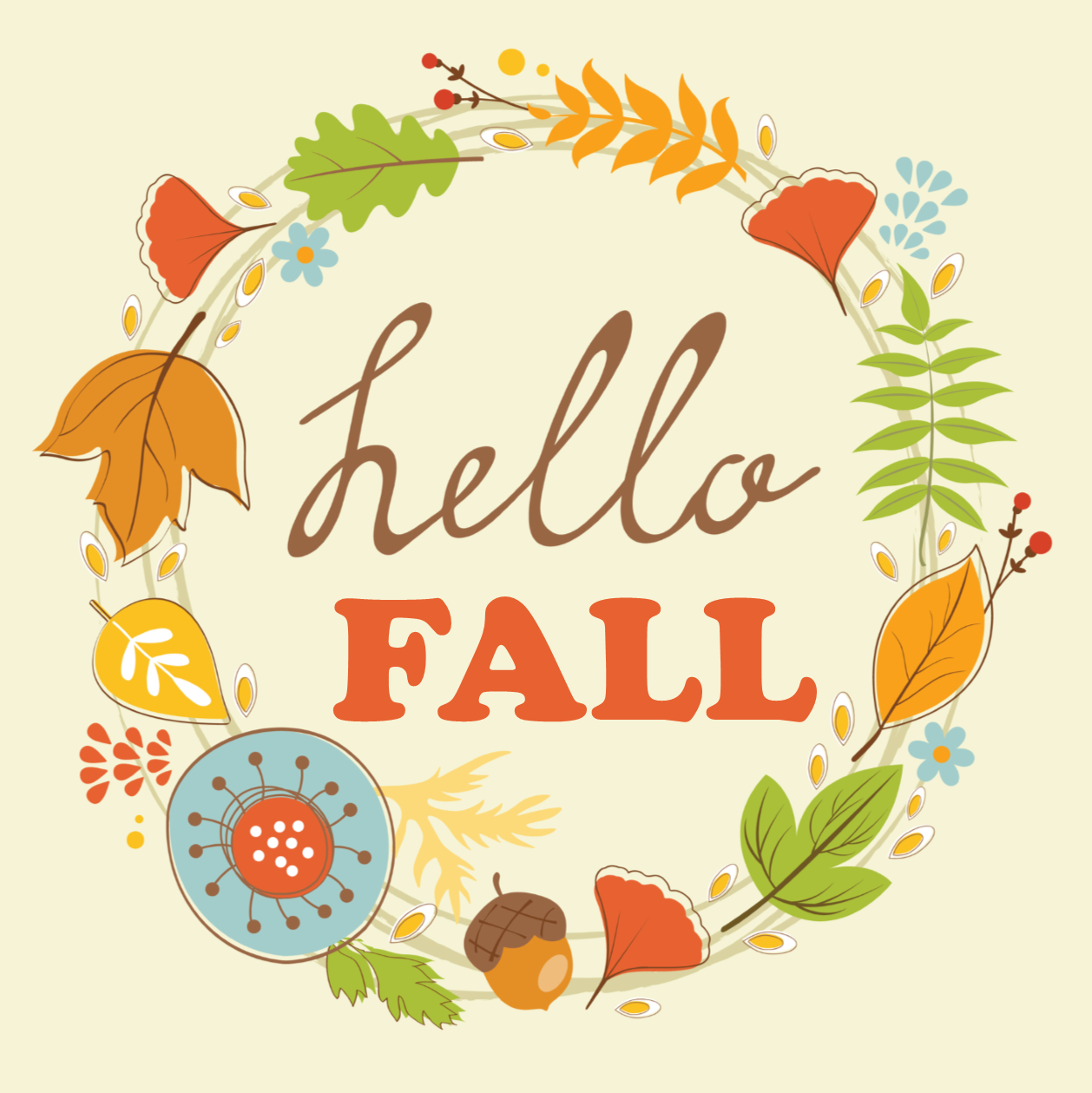 First Day Of Fall Png - Things to do on the First Day of Fall | Southern Belle Simple