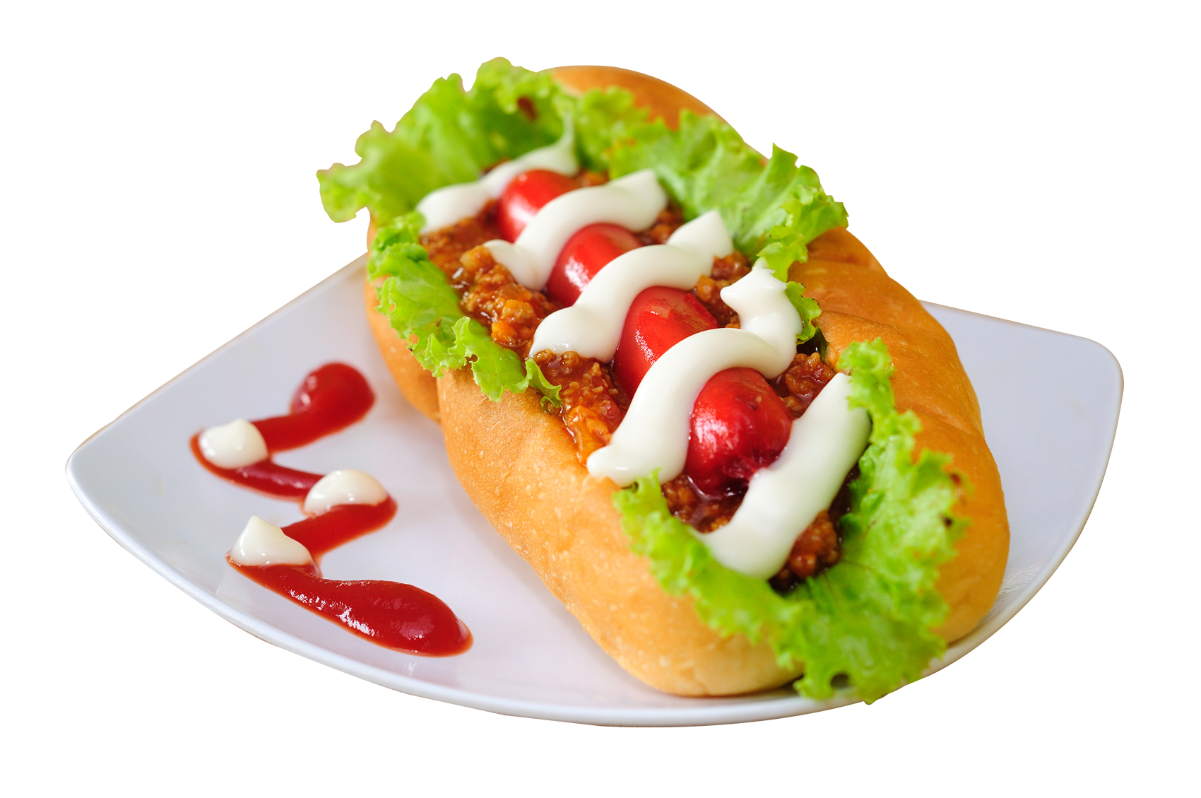 Hot Dog Png - This high quality free PNG image without any background is about food,  hotdog and sausage