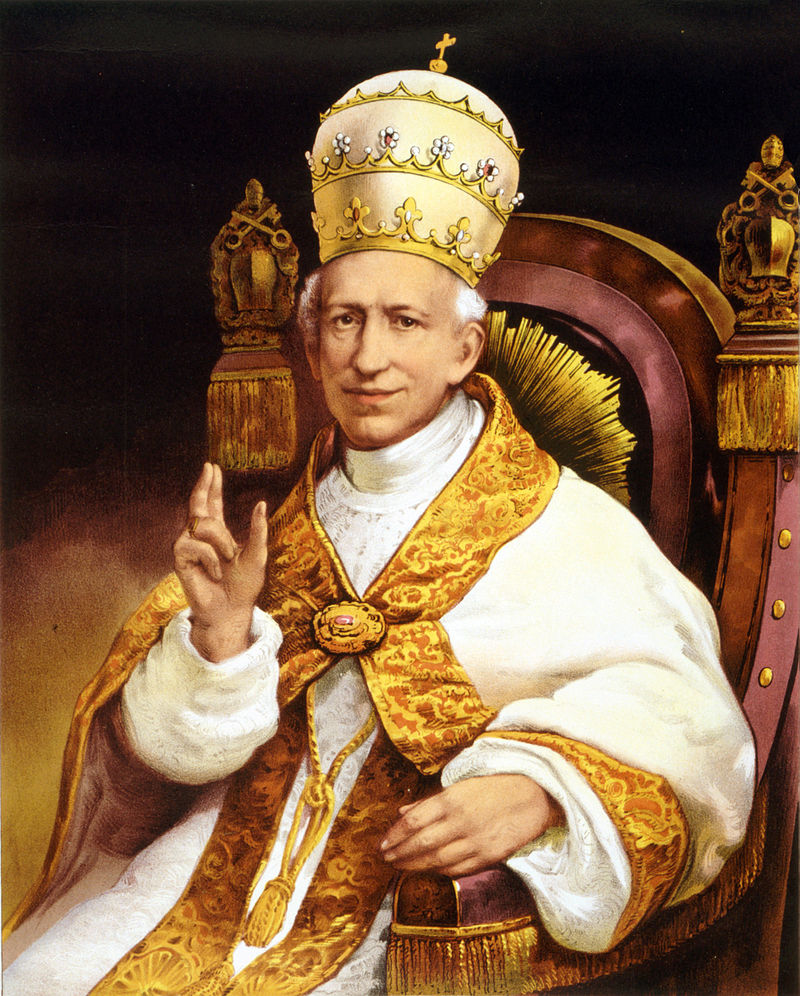 Pope Leo Xiii Png - Three Prophetic Insights from Pope Leo XIII That Still speak ...