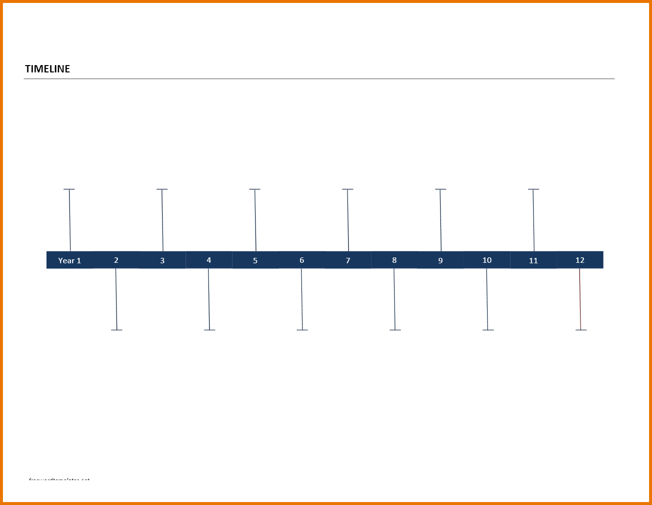 Ms Office Timeline Template from img2.pngio.com