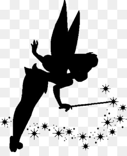 photo about Tinkerbell Silhouette Printable named Tinkerbell Silhouette PNG - Tinkerbell-s #481512 - PNG