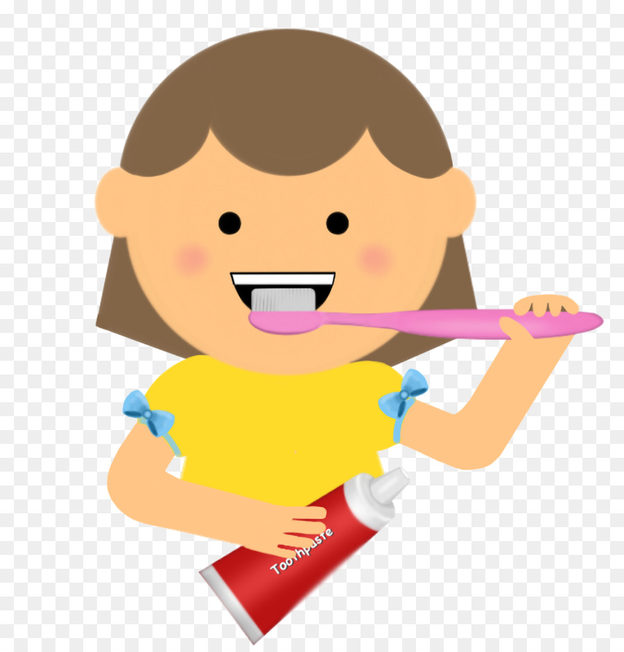 Brushing Png - Tooth Brushing Child C #41326 - PNG Images - PNGio