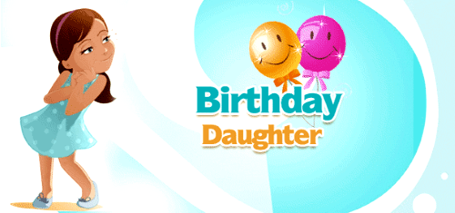 Happy Birthday Daughter Png - Top 50 Happy Birthday Wishes for Daughter   WishesGreeting