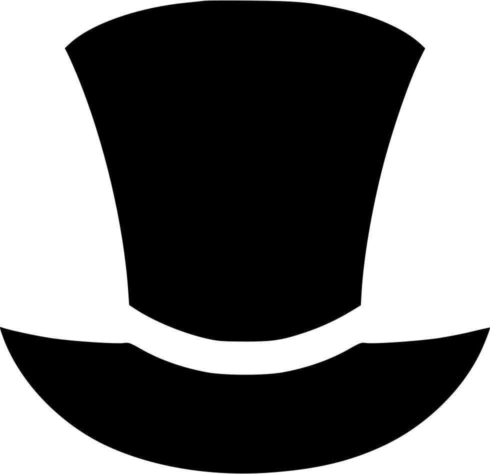 Top Hat Png Man - Top Hat Man Wear Fashion Cloth Accessory Gentlemen Svg Png Icon ...
