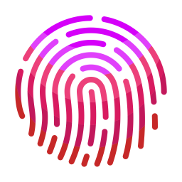 Touch Id Icon Of Flat Style Available Png Images Pngio