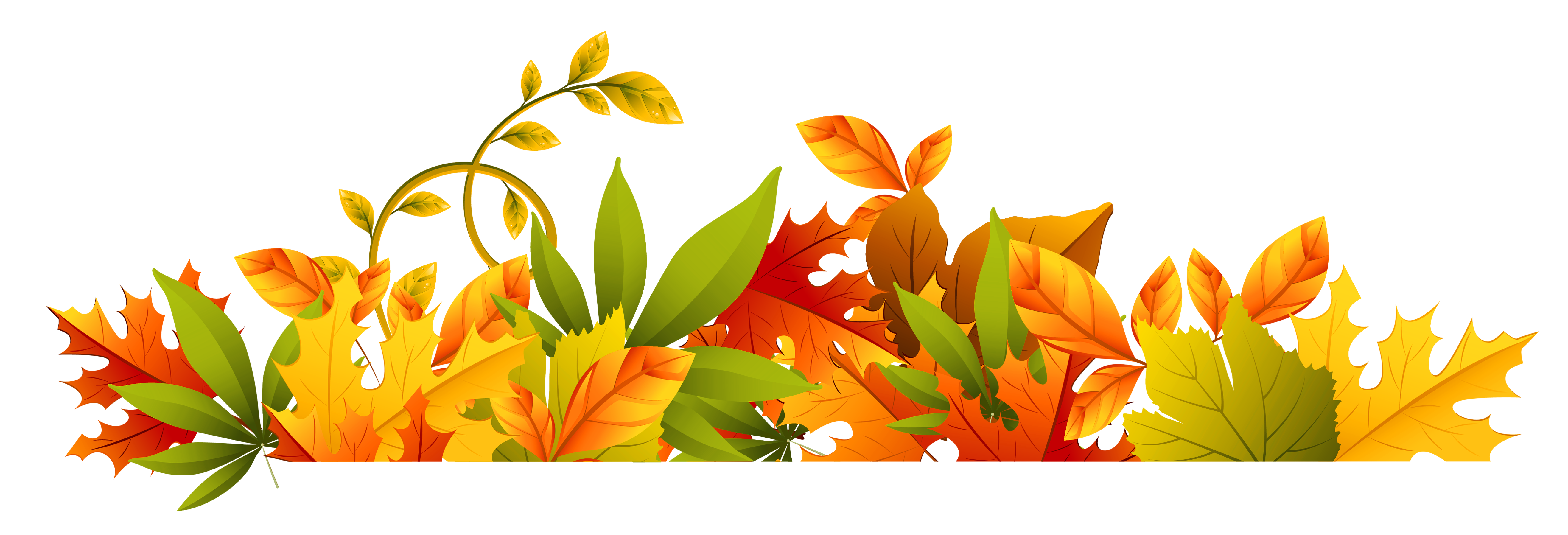 Fall Images Png - Transparent Autumn Border PNG Clipart   Gallery Yopriceville ...