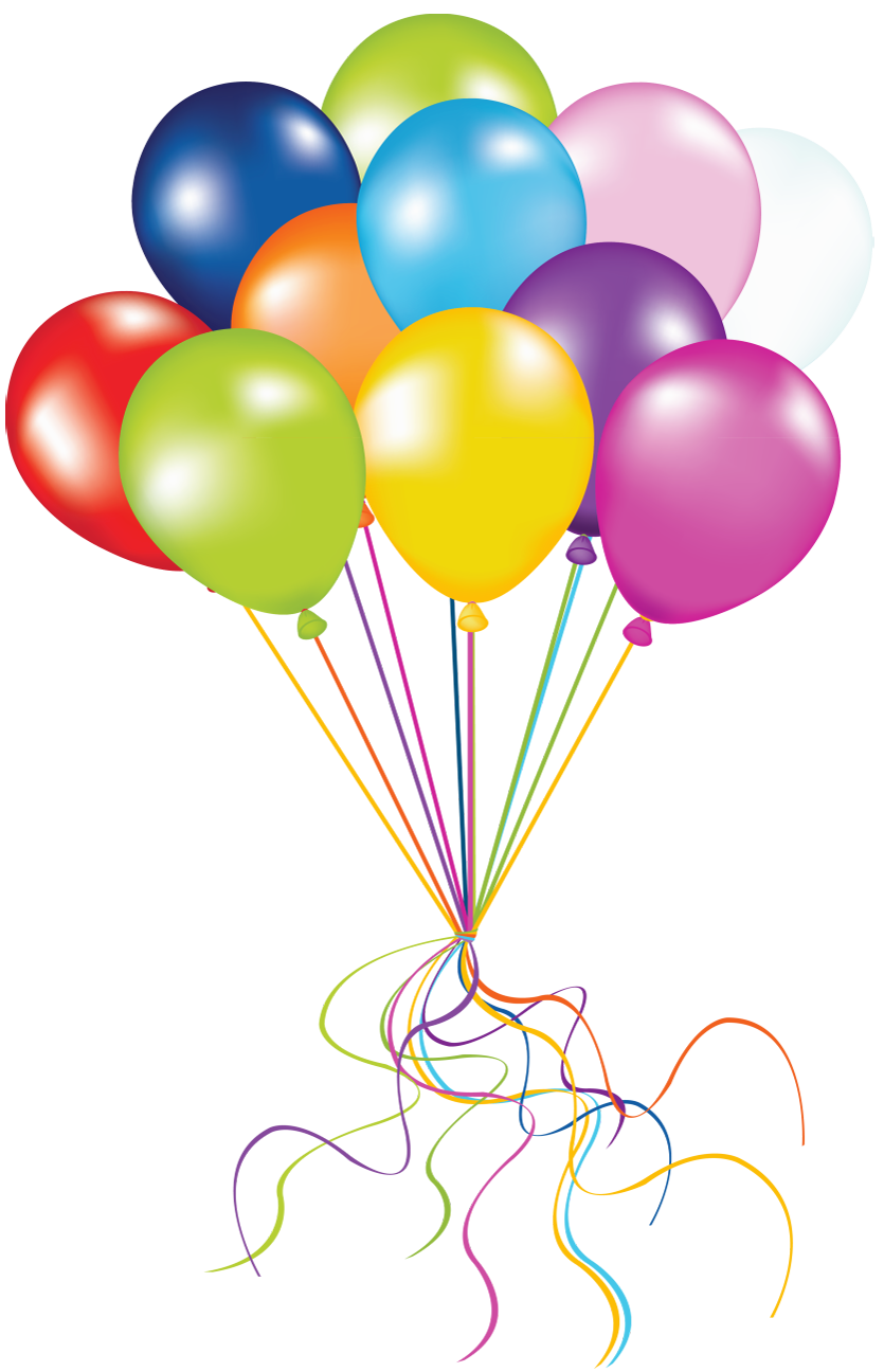 Balloons Png - Transparent Balloons PNG Picture