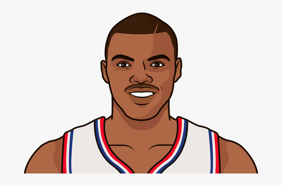 Charles Barkley Png - Transparent Charles Barkley Png - Drawing Kyrie Irving Cartoon ...