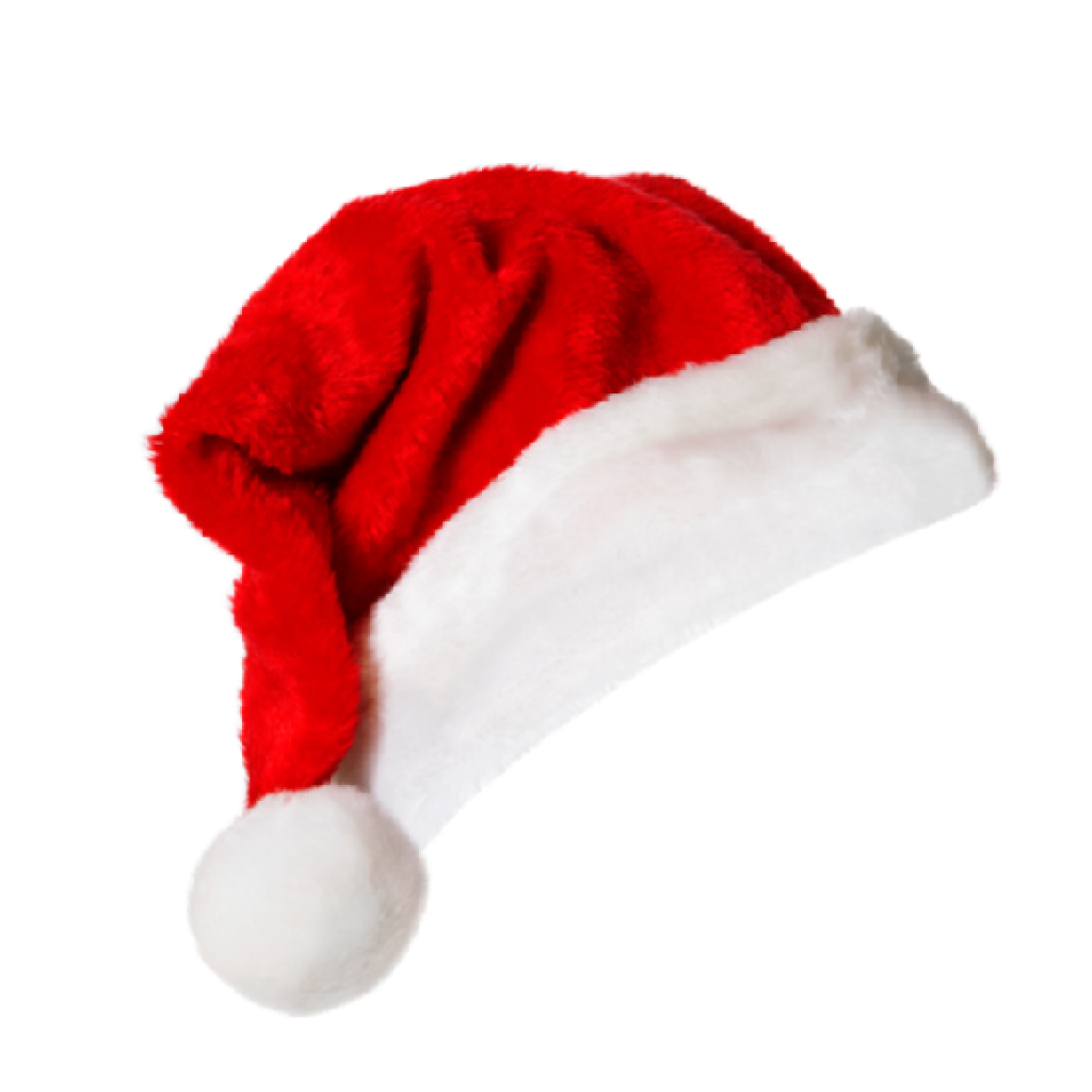 Christmas Hat Transparent Clipart.Transparent Christmas Hat Free Clipart 151609 Png