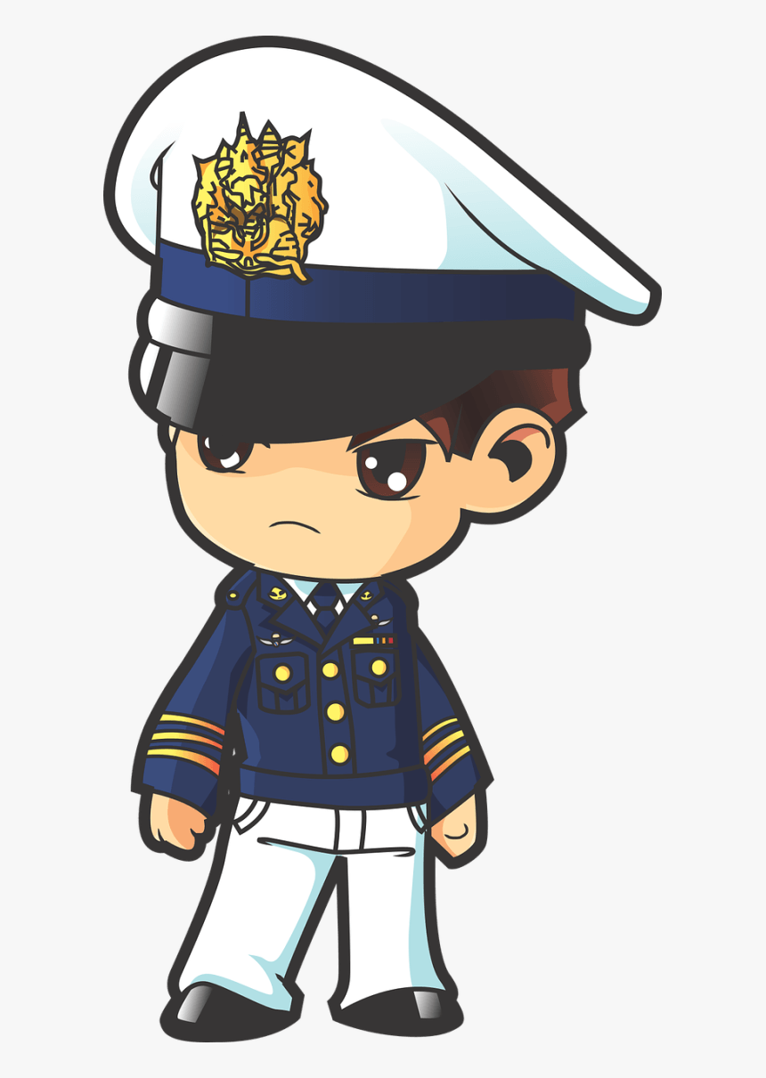 Cadet Png - Transparent Comunion Png - Cadet Cartoon, Png Download - kindpng