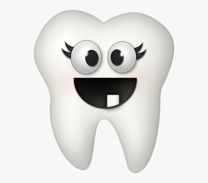 Dental Clipart - Transparent Dental Clipart - Baby Tooth Png, Png Download ...