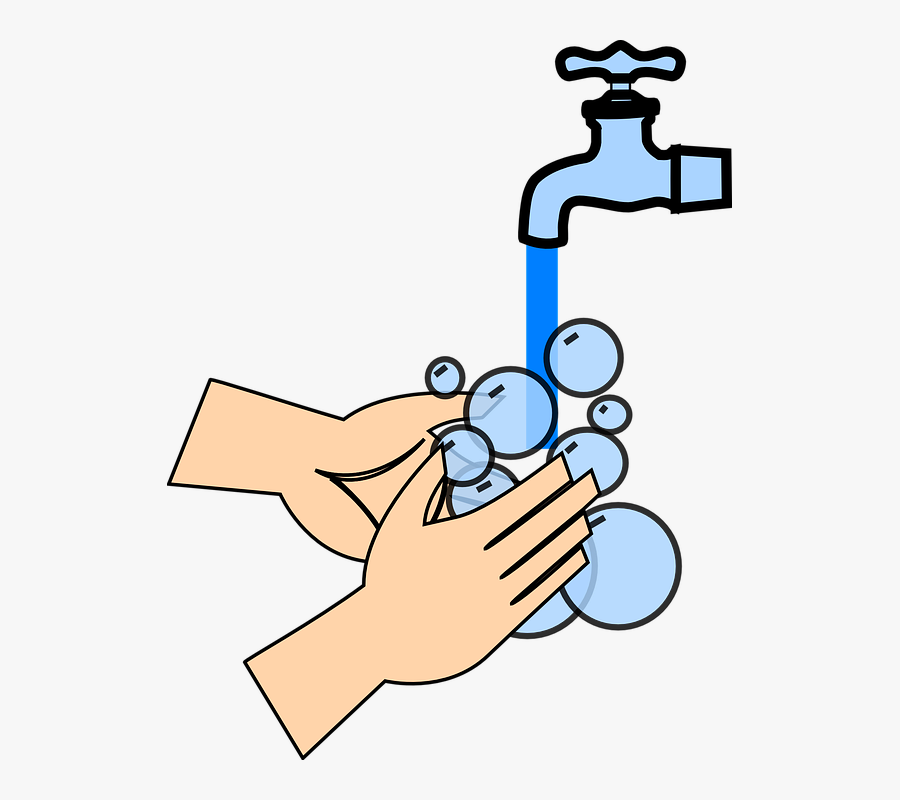 Hand Washing Png Transparent Image - Hand Wash Clipart Png (#5247387) -  PinClipart