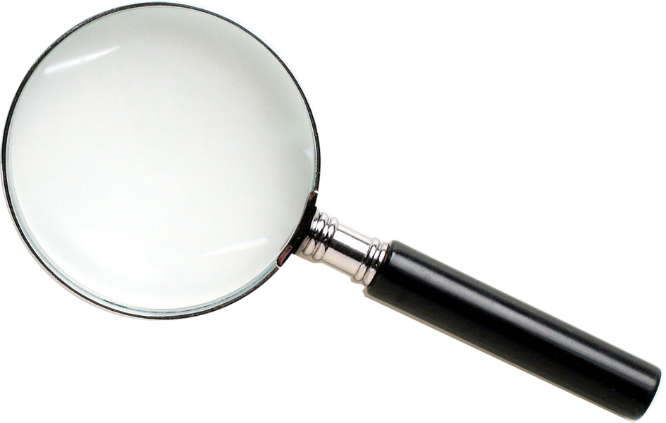 Transparent Magnifying Glass Png Royalty 58625 Png Images Pngio