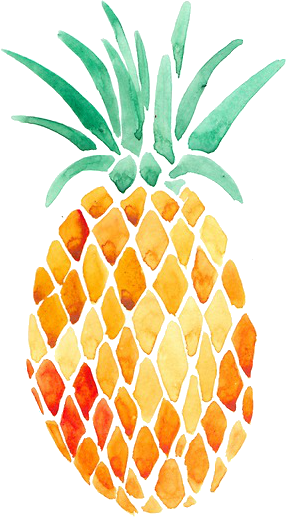 Cool Pineapple Png - transparent pineapple my edit