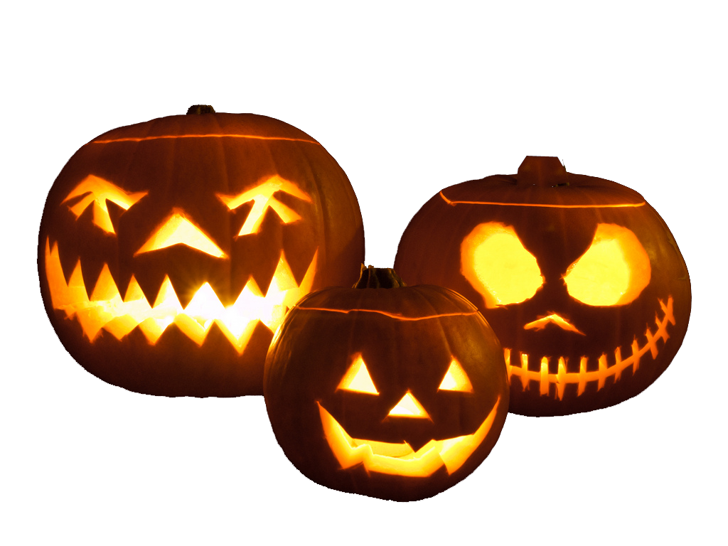 Horror Halloween Png - Transparent Pumpkins Horror Transparent & PNG Clipart Free ...