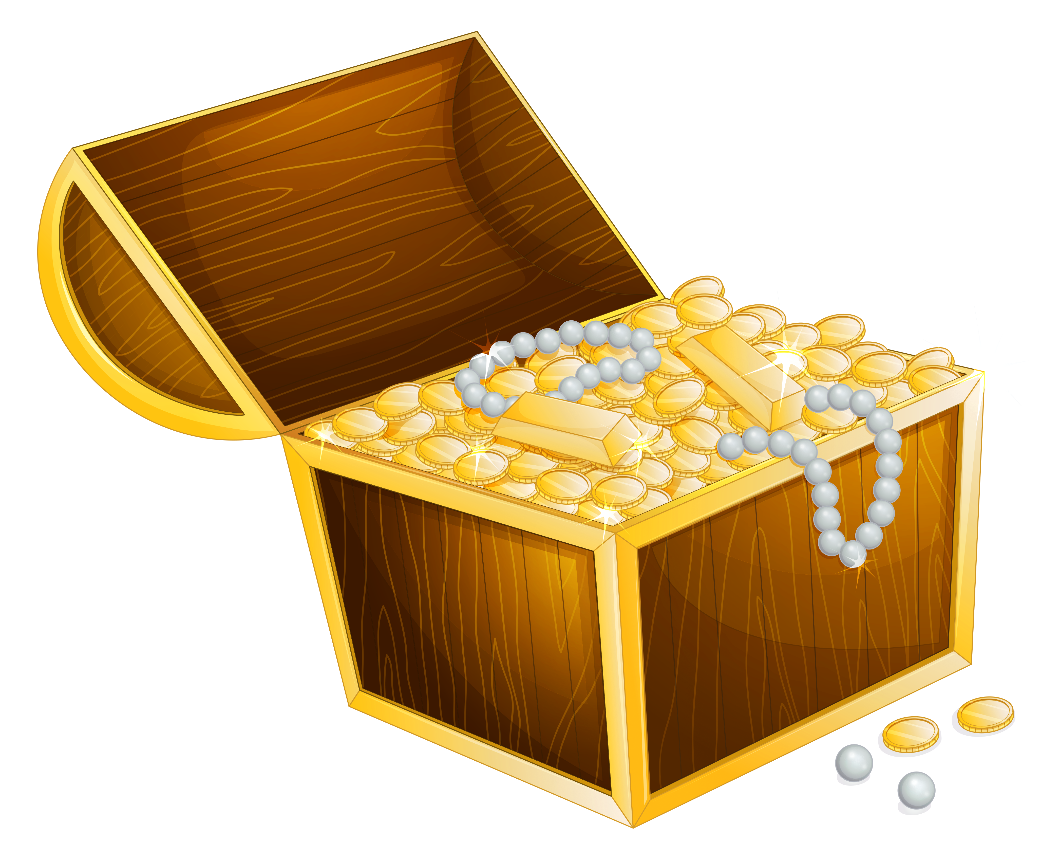 Chest Png - Transparent Treasure Chest PNG Picture | Gallery Yopriceville ...