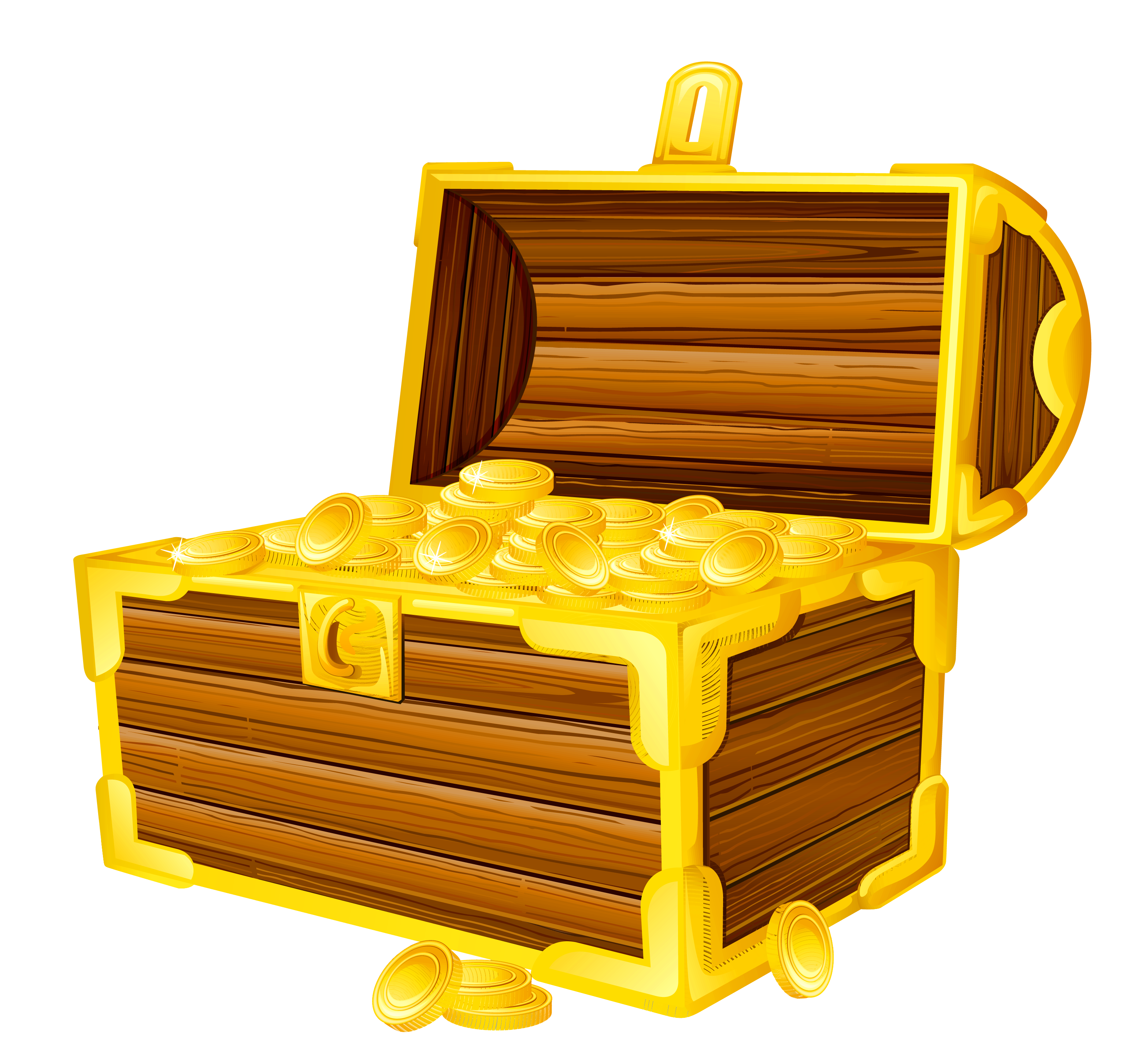 Chest Png - Treasure Chest PNG Picture​ | Gallery Yopriceville - High-Quality ...