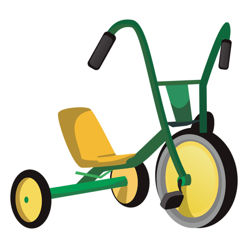 Tricycle Vector Png - Tricycle toy - Transparent PNG & SVG vector file