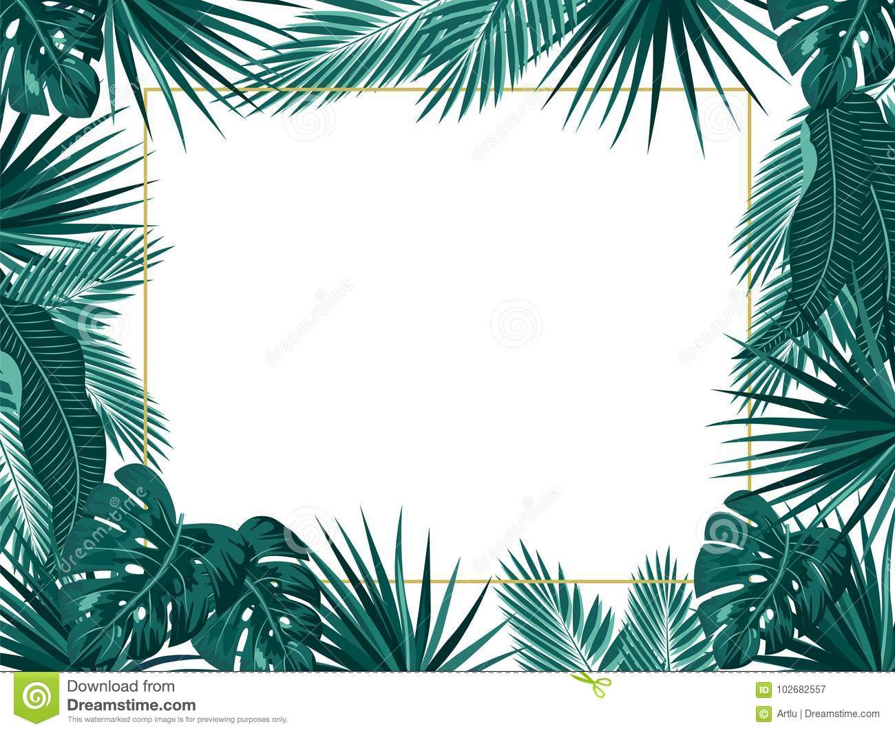 Tropical Leaves Vector Background Stock 735709 Png Images Pngio Explore {{searchview.params.phrase}} by color family. tropical leaves vector background stock