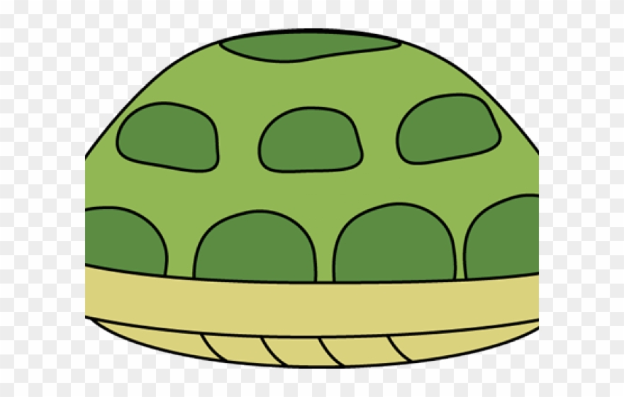 Tortoise Shell Png - Turtle Hiding In Shell Clip Art - Png Download (#596860) - PinClipart