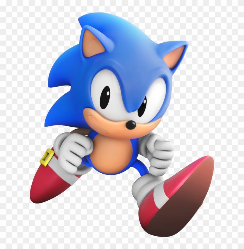 Classic Sonic Png Hd Free Classic Sonic Hd Png Transparent Images 54056 Pngio