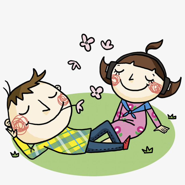 Two People Relaxing Png - Two People Relaxing Clipart & Clip Art Images #28891 ...