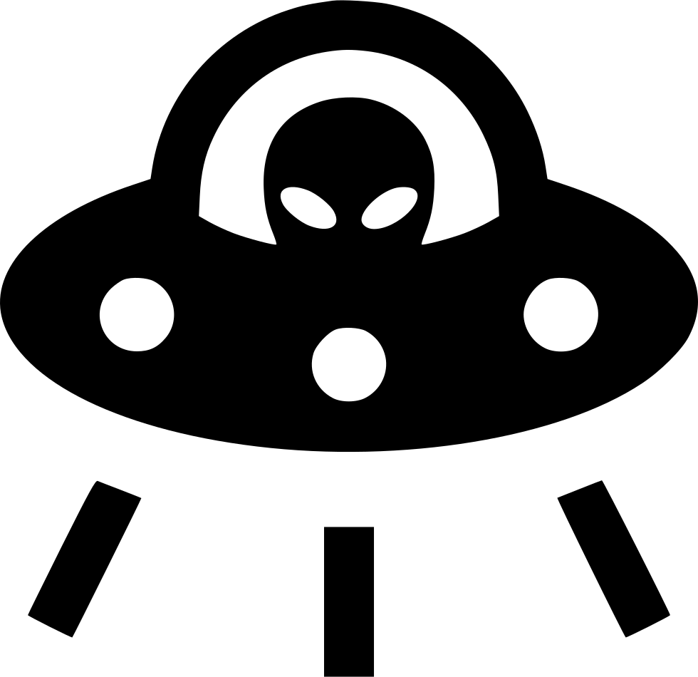 Space Alien Png - Ufo Space Ship Alien Svg Png Icon Free Download (#561463 ...