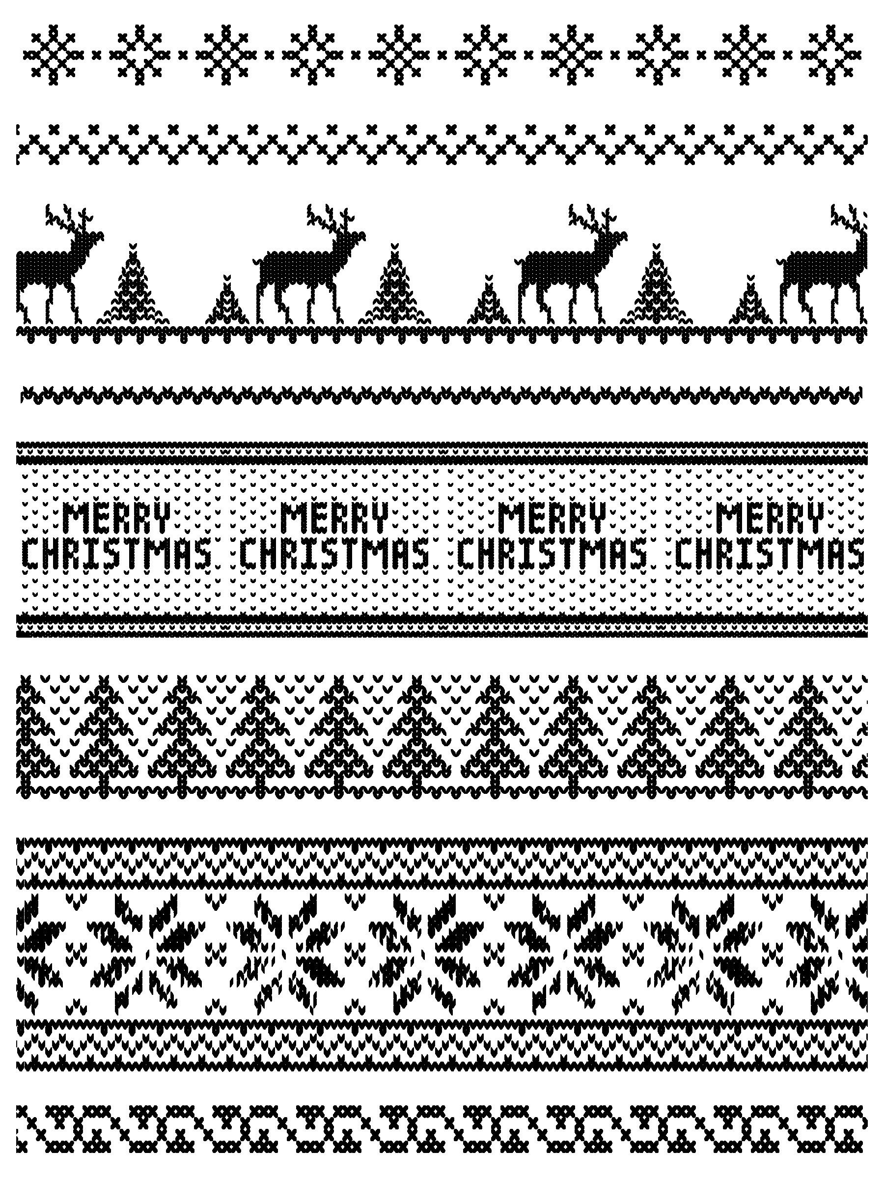 ugly sweater background builder clear stamps sweater design png 1800 2400