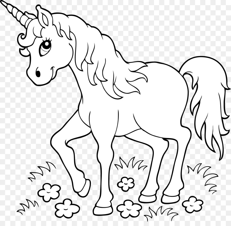 - Unicorn Coloring Book Png & Free Unicorn Coloring Book.png