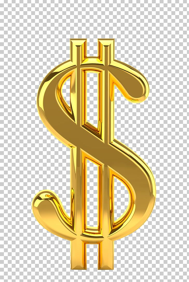 Gold Dollar Sign Png - United States Dollar Dollar Coin Dollar Sign Gold PNG, Clipart ...