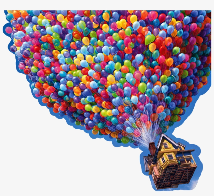 Pixar Up Png - Up Disney Pixar Balloons Balloon Clouds Sky - Up Disney Pixar Png ...