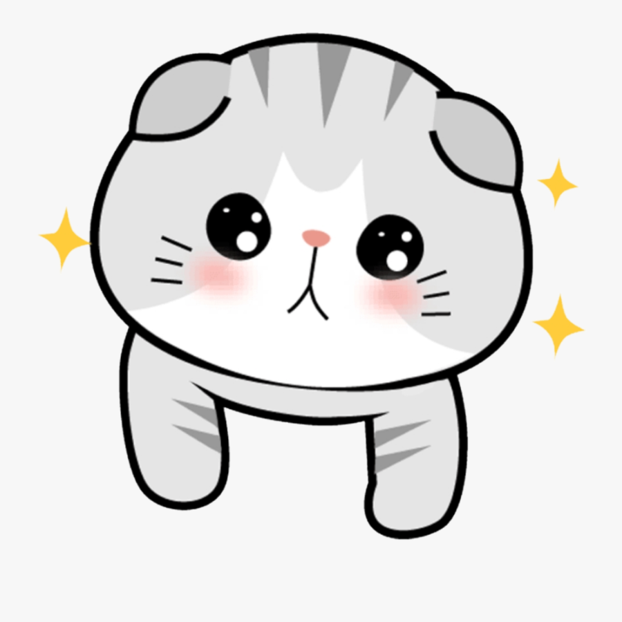 Adorable Cartoon Cat Png Free Adorable Cartoon Cat Png