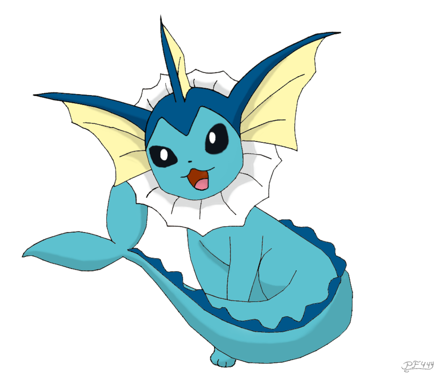 Vaporeon Png - Vaporeon anime png #23984 - Free Icons and PNG Backgrounds