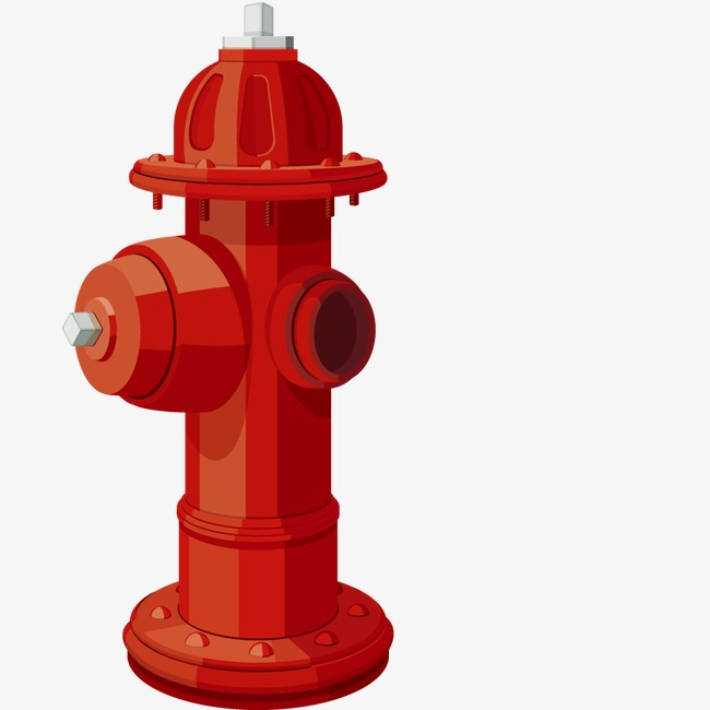 Fire Hydrant Png Free - Vector Fire Hydrant, Fire Vector, Red, Shape PNG and Vector for ...