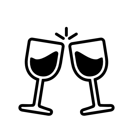 Png Of Wine Glasses Toasting Amp Free Of Wine Glasses