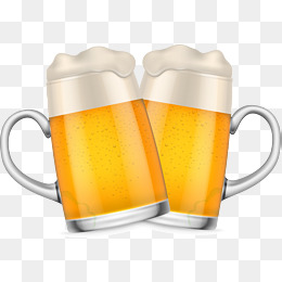 Beer Png Free - Vector Hand Painted Be #382 - PNG Images - PNGio