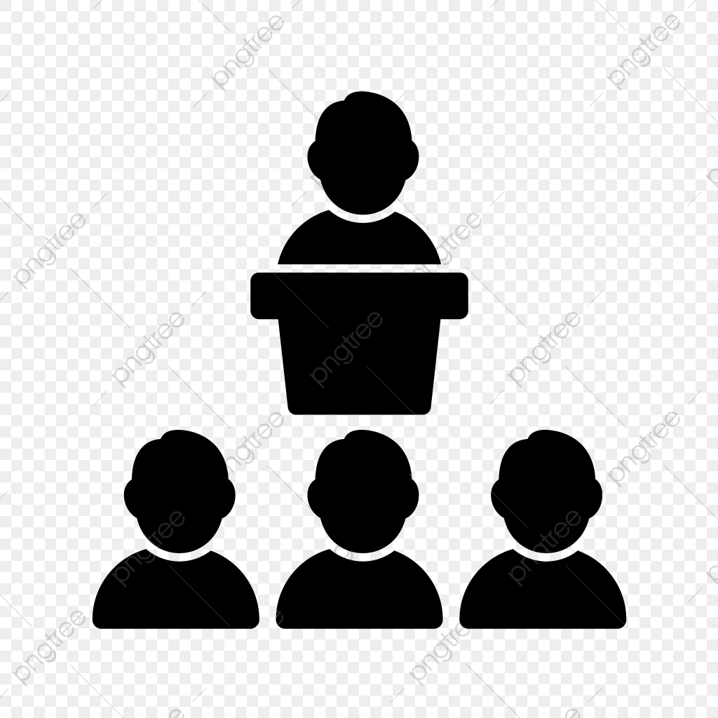 Lecturer Png - Vector Lecturer Icon, Business, Businessman, Conference PNG and ...