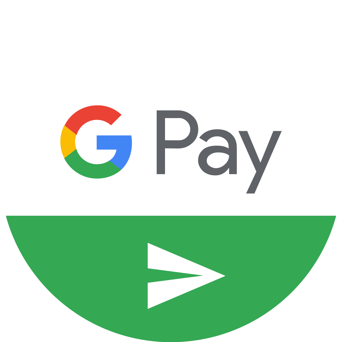 Google Pay Send Png - Vector Png Google Pay Logo