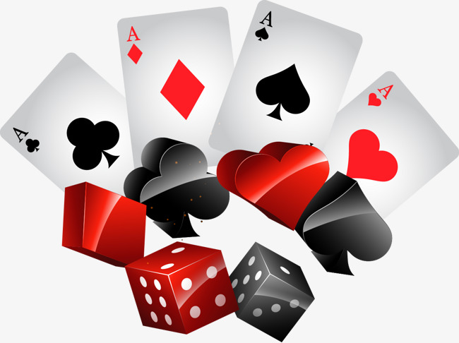 Play Cards Png - Vector Poker, Poker, Dice, Play Cards PN #38483 - PNG Images - PNGio