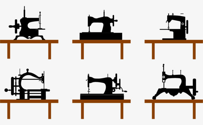 Vector Sewing Machine Table Table Vecto 319072 Png Images Pngio