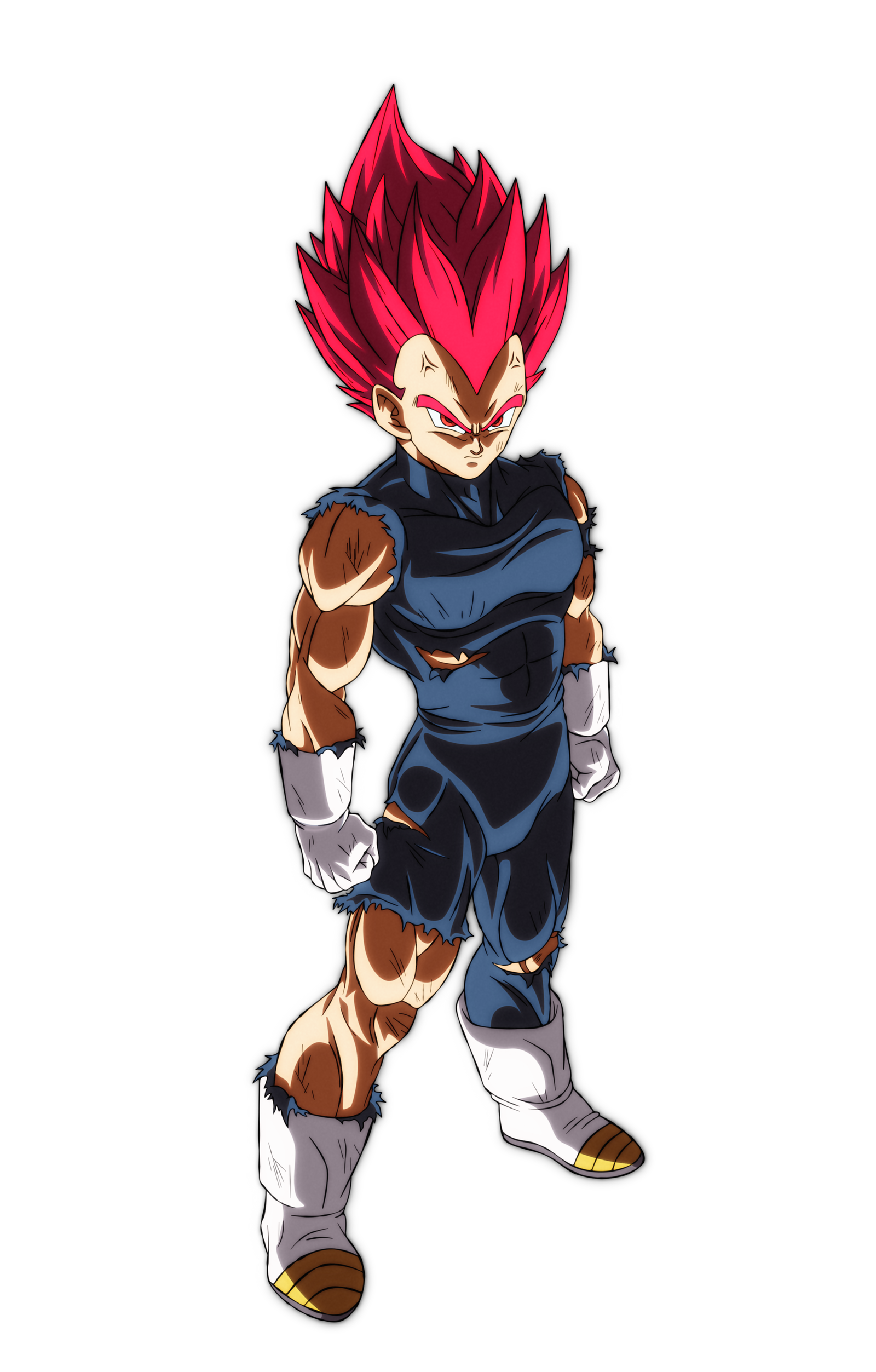 Vegeta Super Saiyan God Png - Vegeta Ssj God by Andrewdb13 on DeviantArt