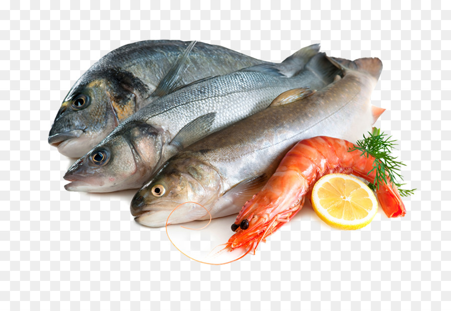 Fish And Seafood Png - Vegetable Cartoon