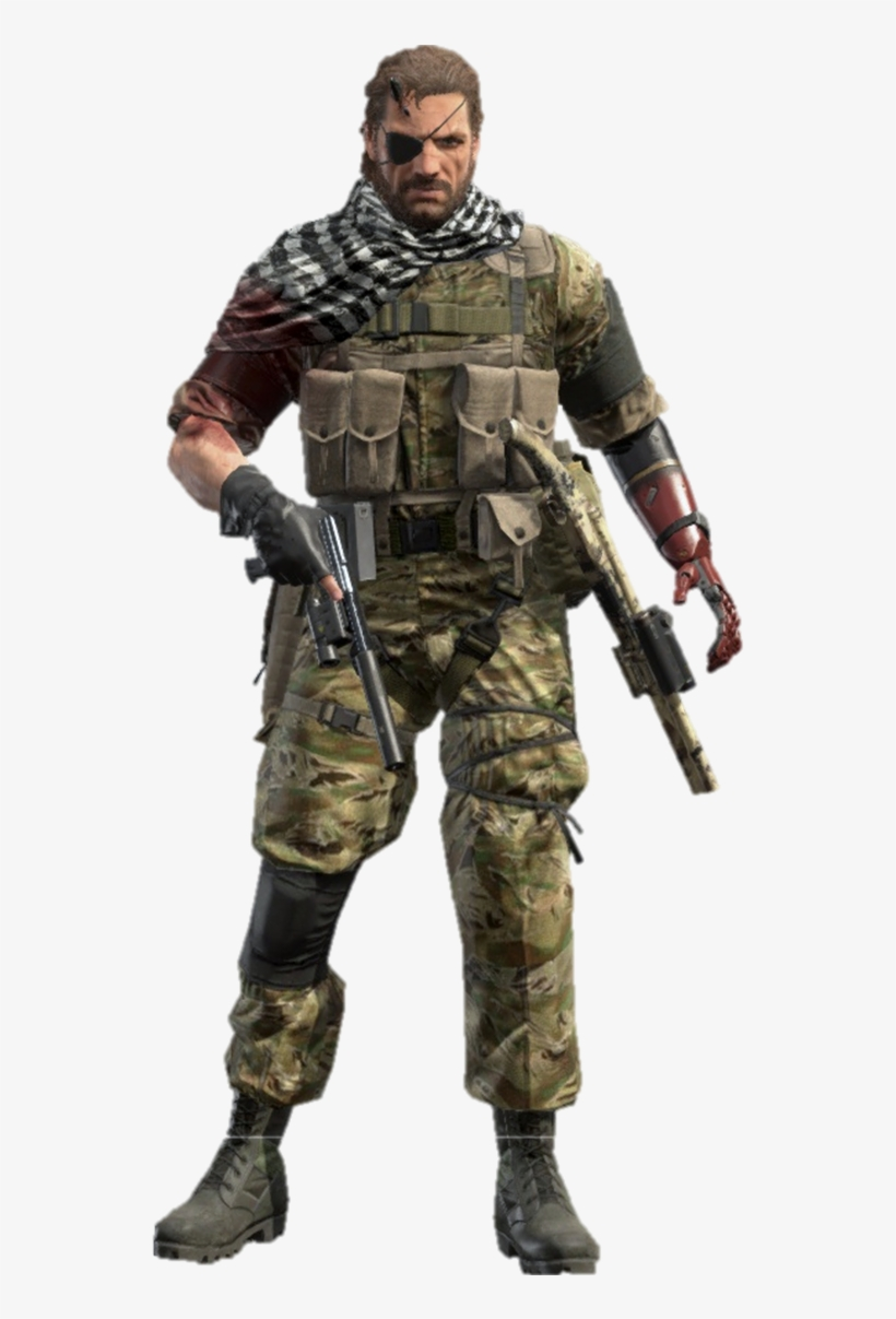 Venom Snake Png - Venom Snake Png By Gasa979 - Creepers Fallout 4 PNG Image ...