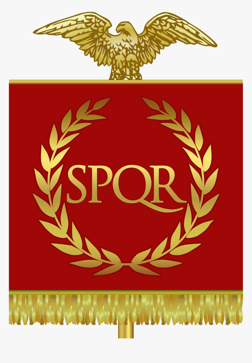 Vexilloid Png - Vexilloid Of The Roman Empire, HD Png Download - kindpng