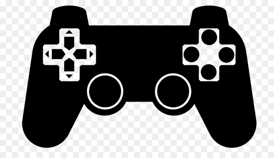 Video Game Controllers Png - Video game Game Controllers Xbox 360 Black Gamer - Control png ...