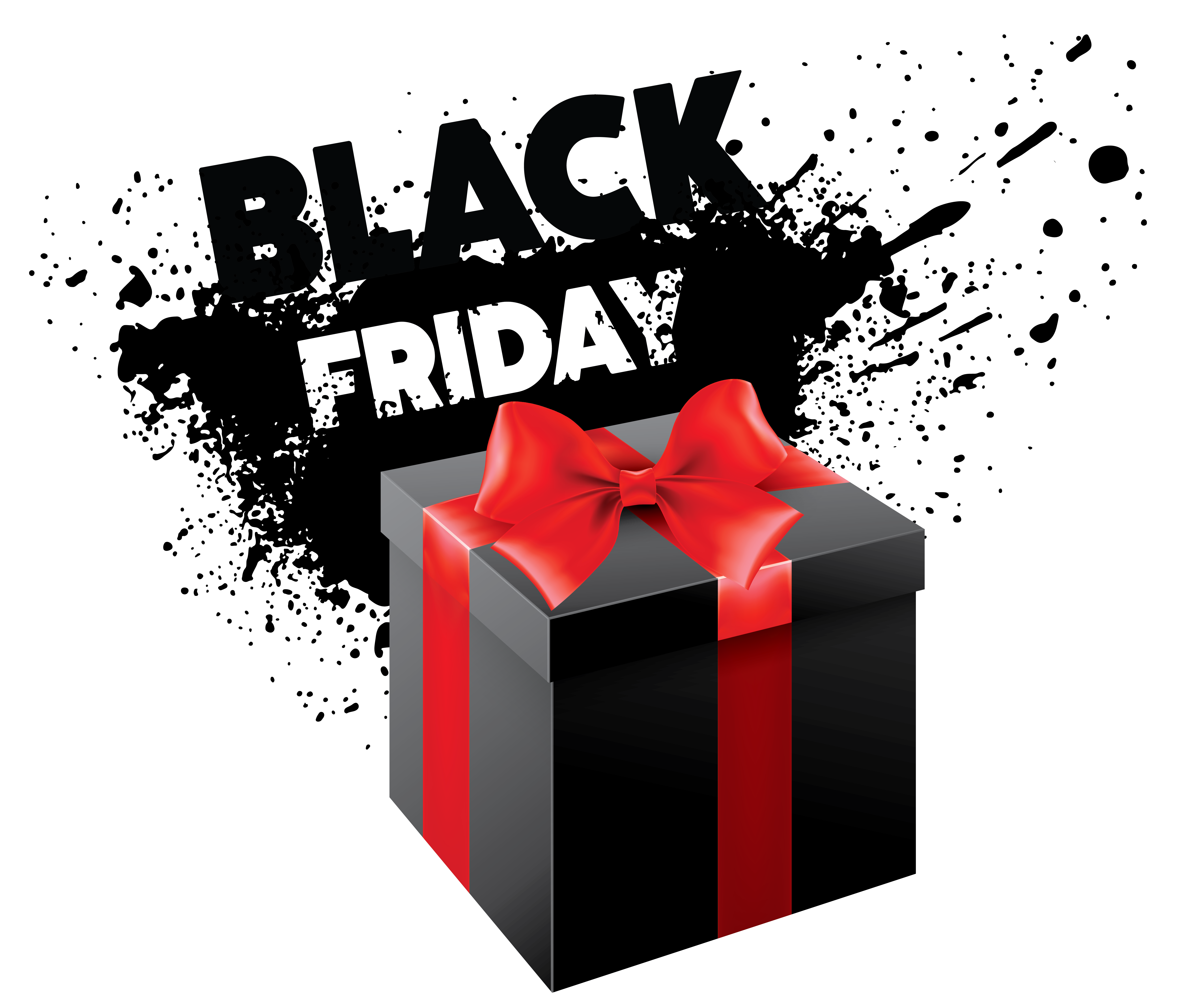 Black Friday Png - View full size ?