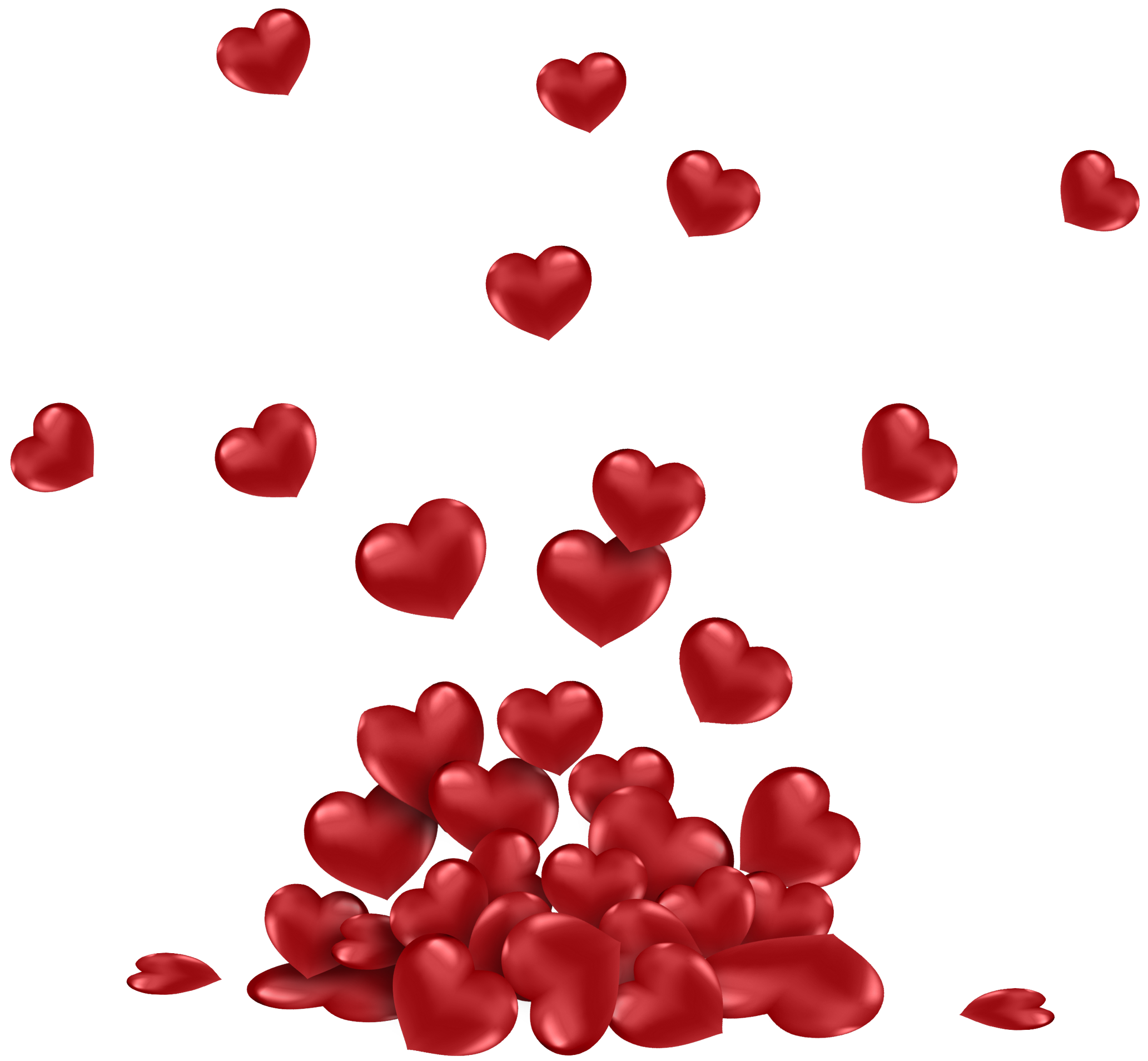 Hearts Png - View full size ?