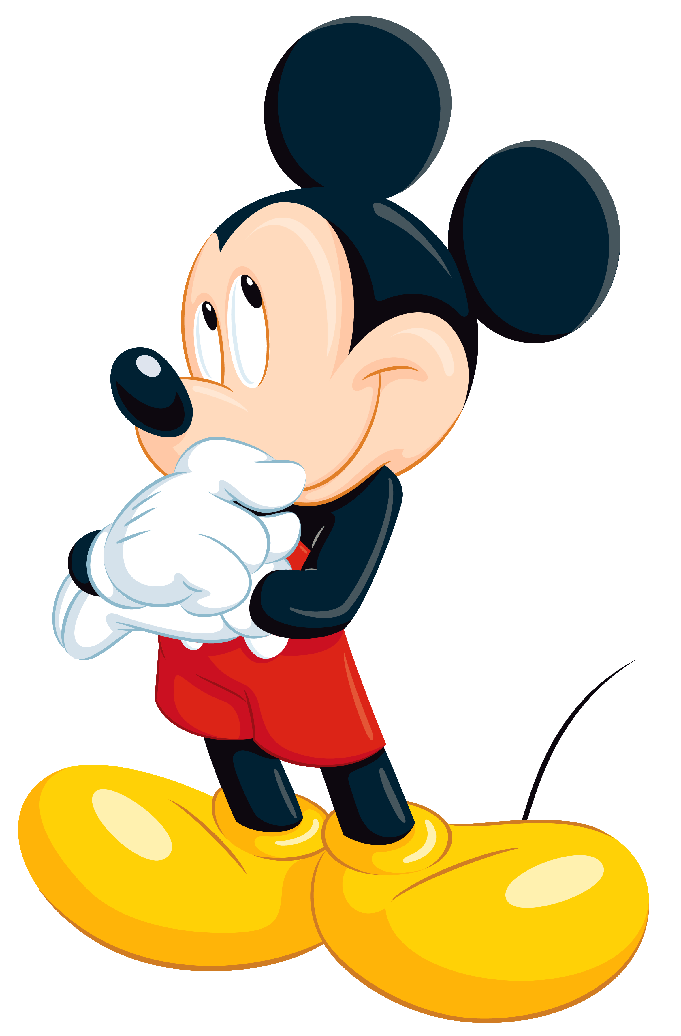Mickey Mouse Png - View full size ?