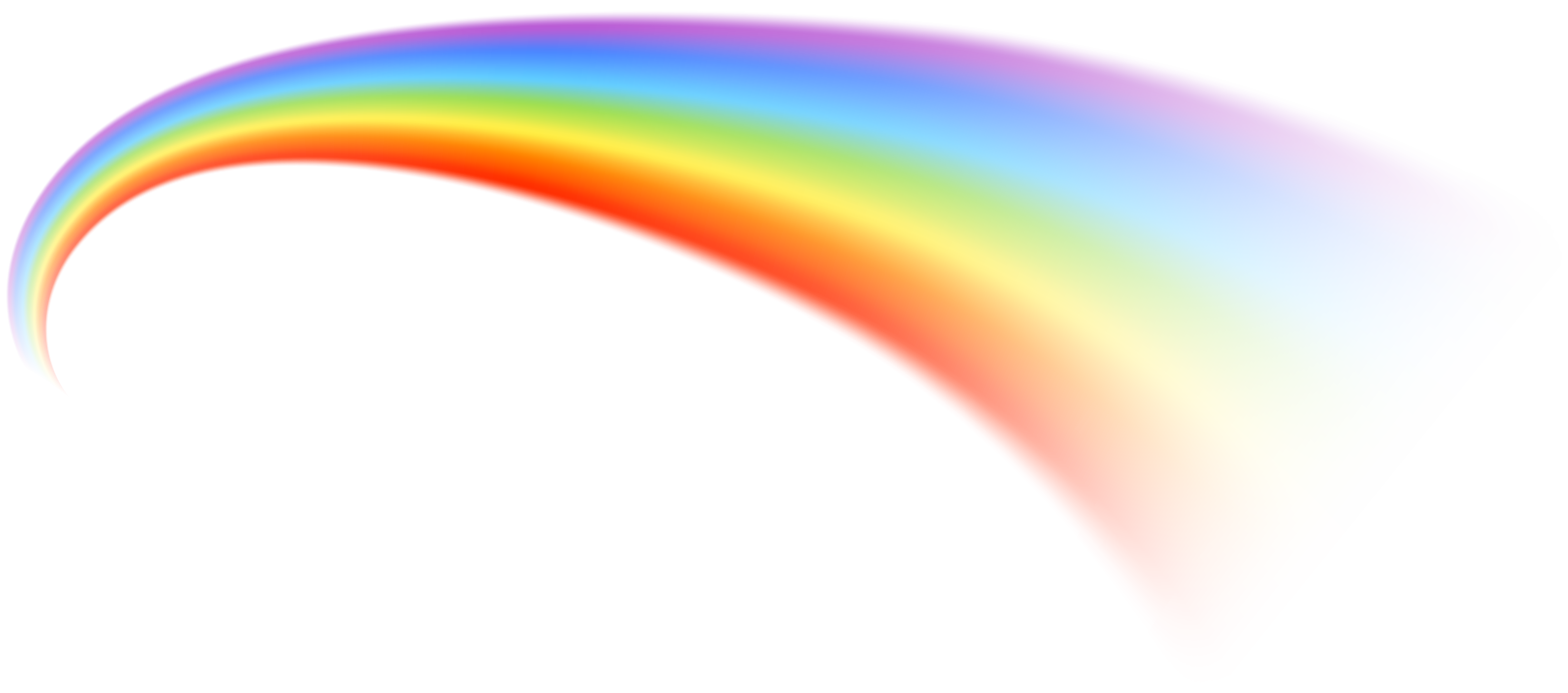 The Rainbow Png - View full size ?