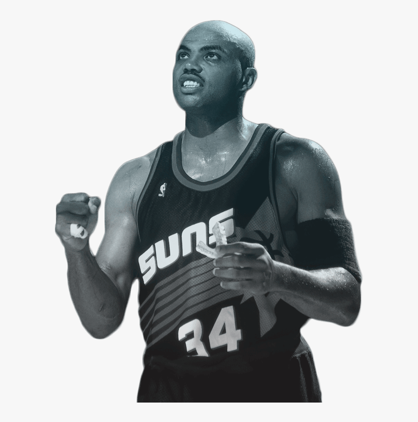 Charles Barkley Png - View Samegoogleiqdbsaucenao Charles-barkley , , Png - Barkley Suns ...